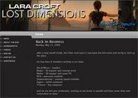 Neues zu Lara Croft Lost Dimensions