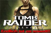 Tomb Raider Underworld erscheint heute
