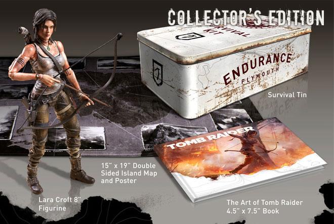 Das steckt in der Survival & Collector's Edition