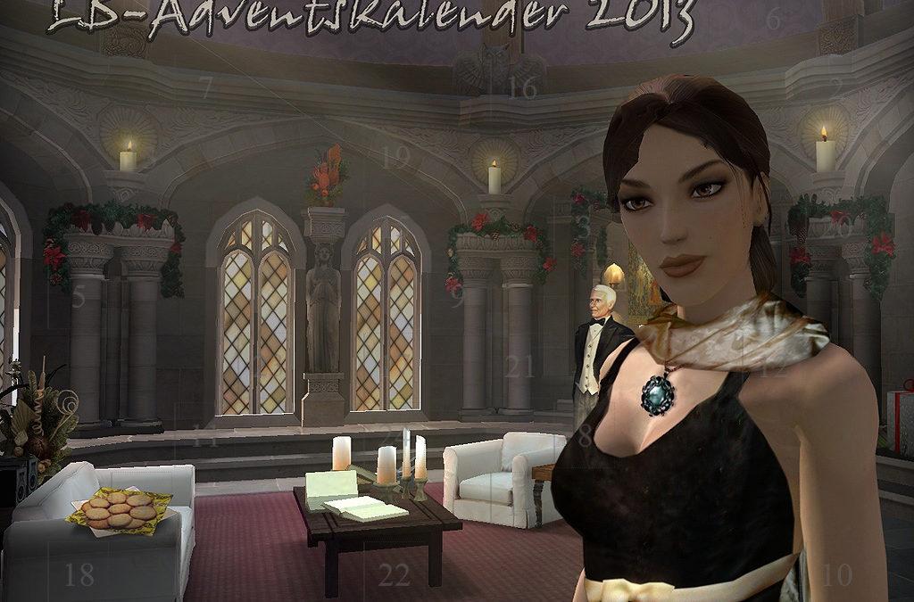 Tomb Raider Adventskalender und Gewinnspiele