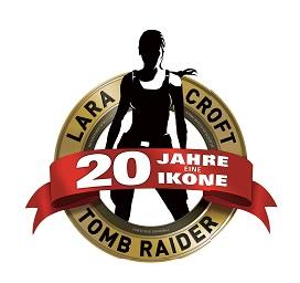 20 Jahre Tomb Raider Logo