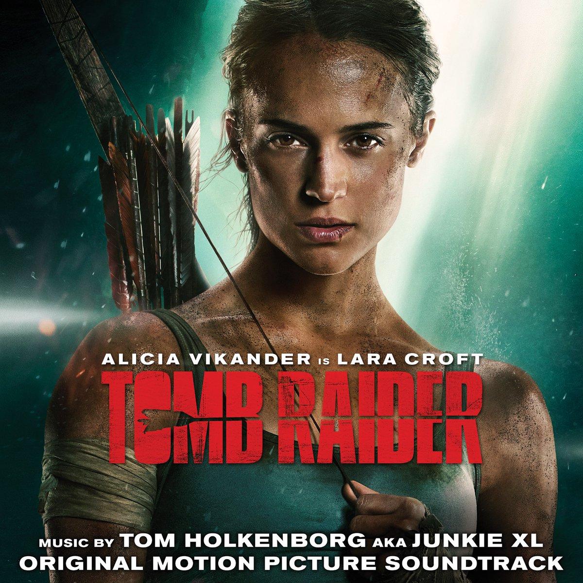 Tomb Raider Film Soundtrack verfügbar