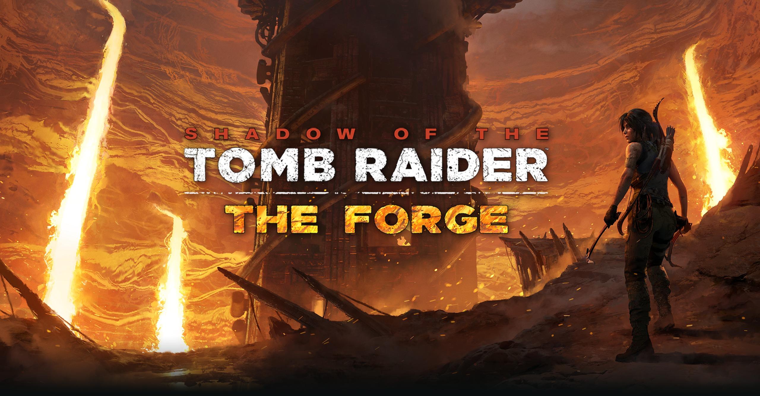 Shadow Of The Tomb Raider Dlc Die Schmiede Laras Generation