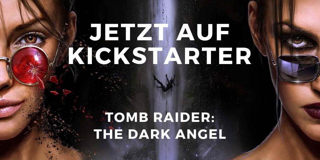 Jetzt auf Kickstarter: Tomb Raider The Dark Angel Symphony