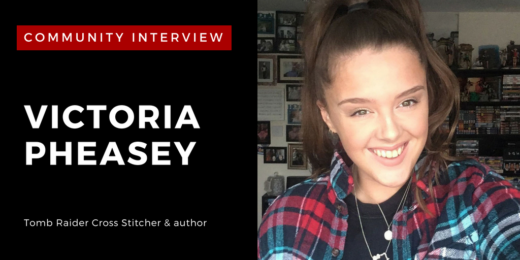Community Interview: Victoria Pheasey